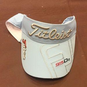 Accessories - NEW Golf Sun Visor With Ball Marker